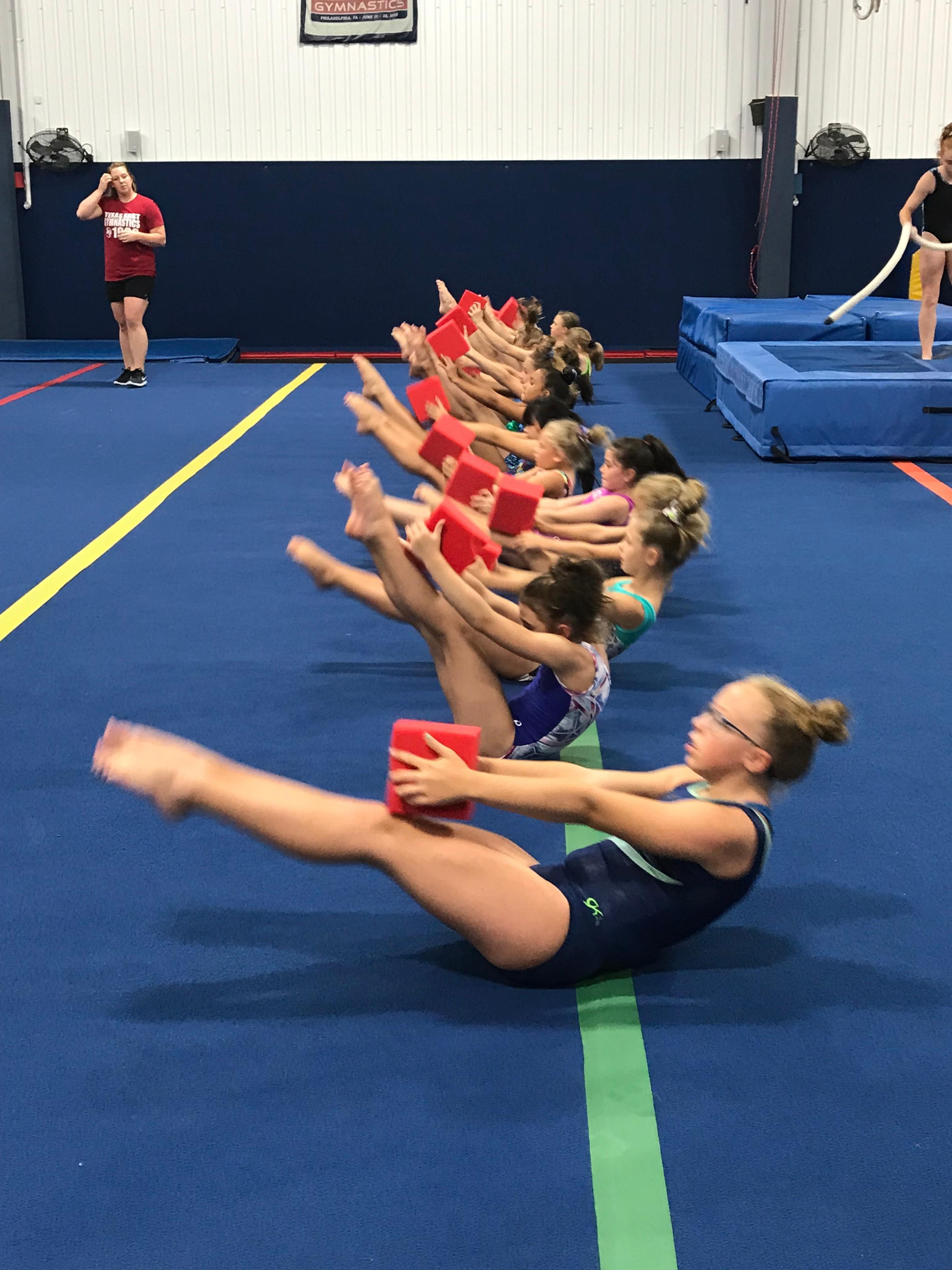 Texas East Gymnastics image 24