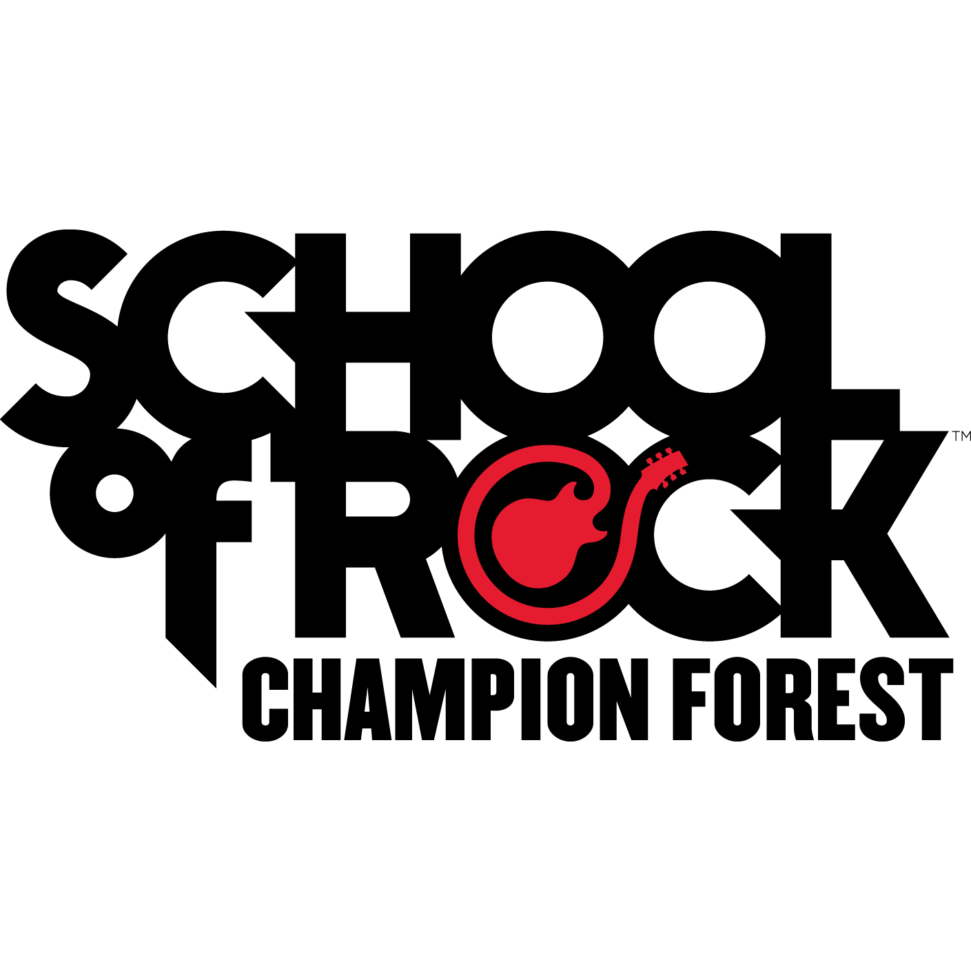School of Rock Champion Forest