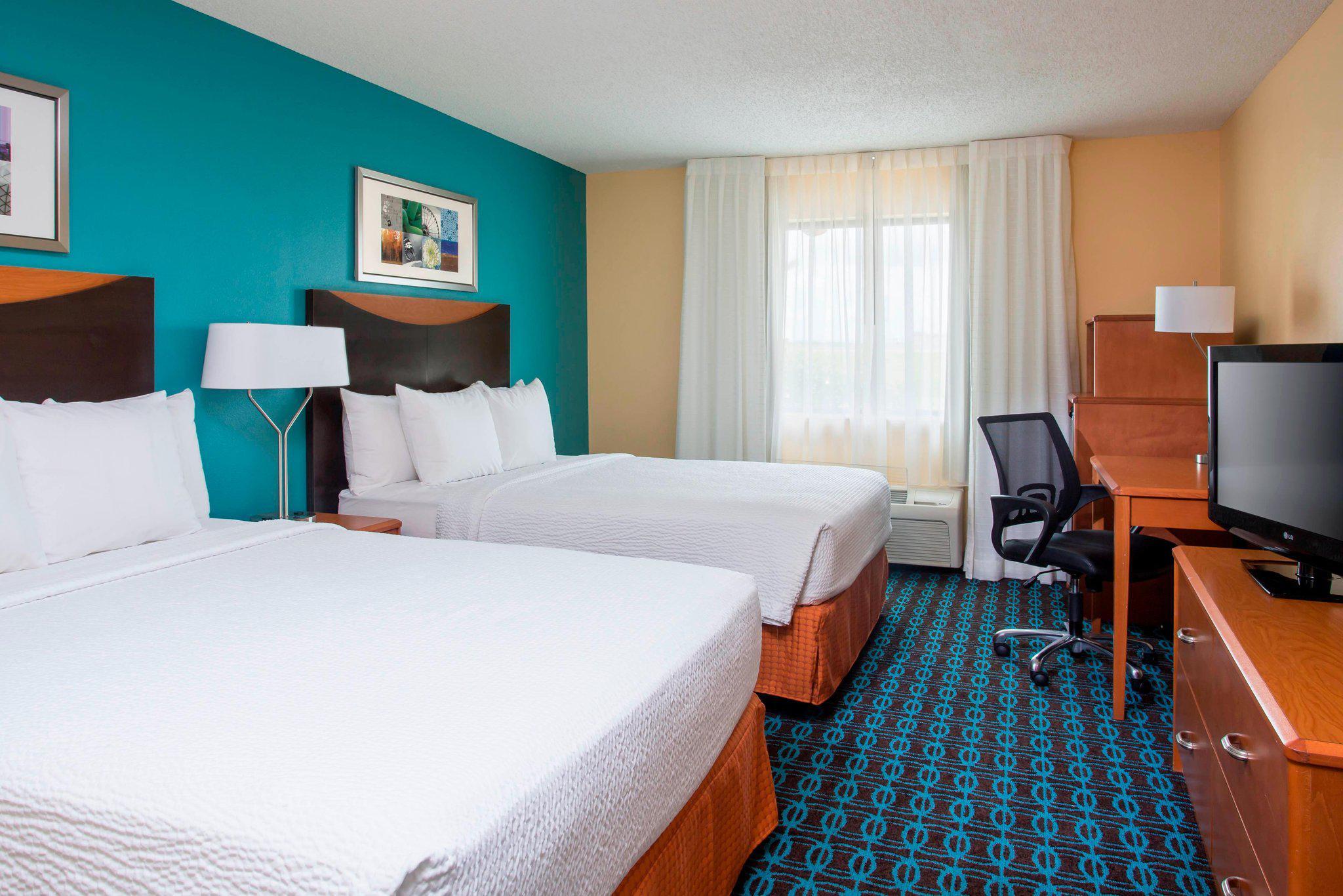 Fairfield Inn & Suites by Marriott Victoria