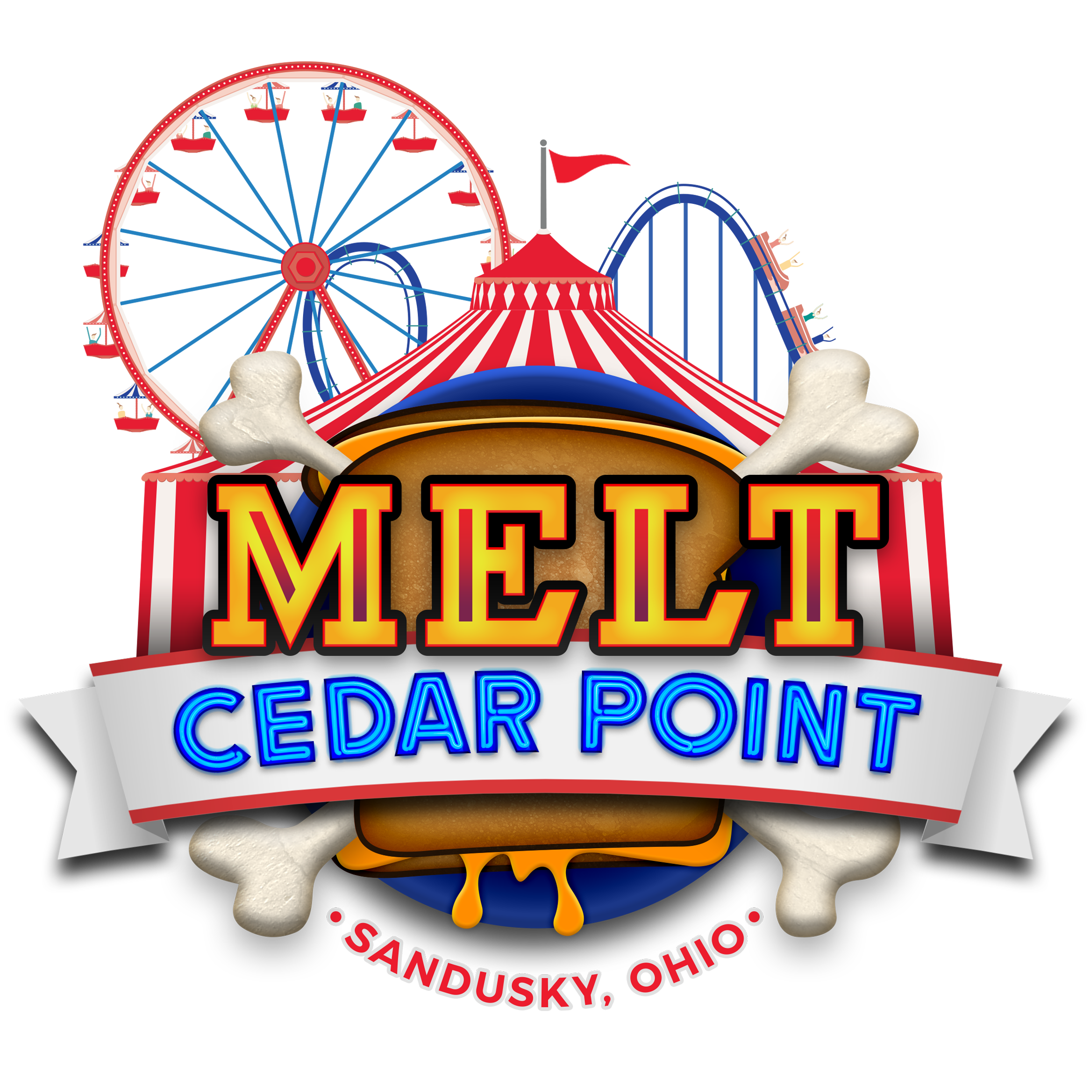 Melt Cedar Point