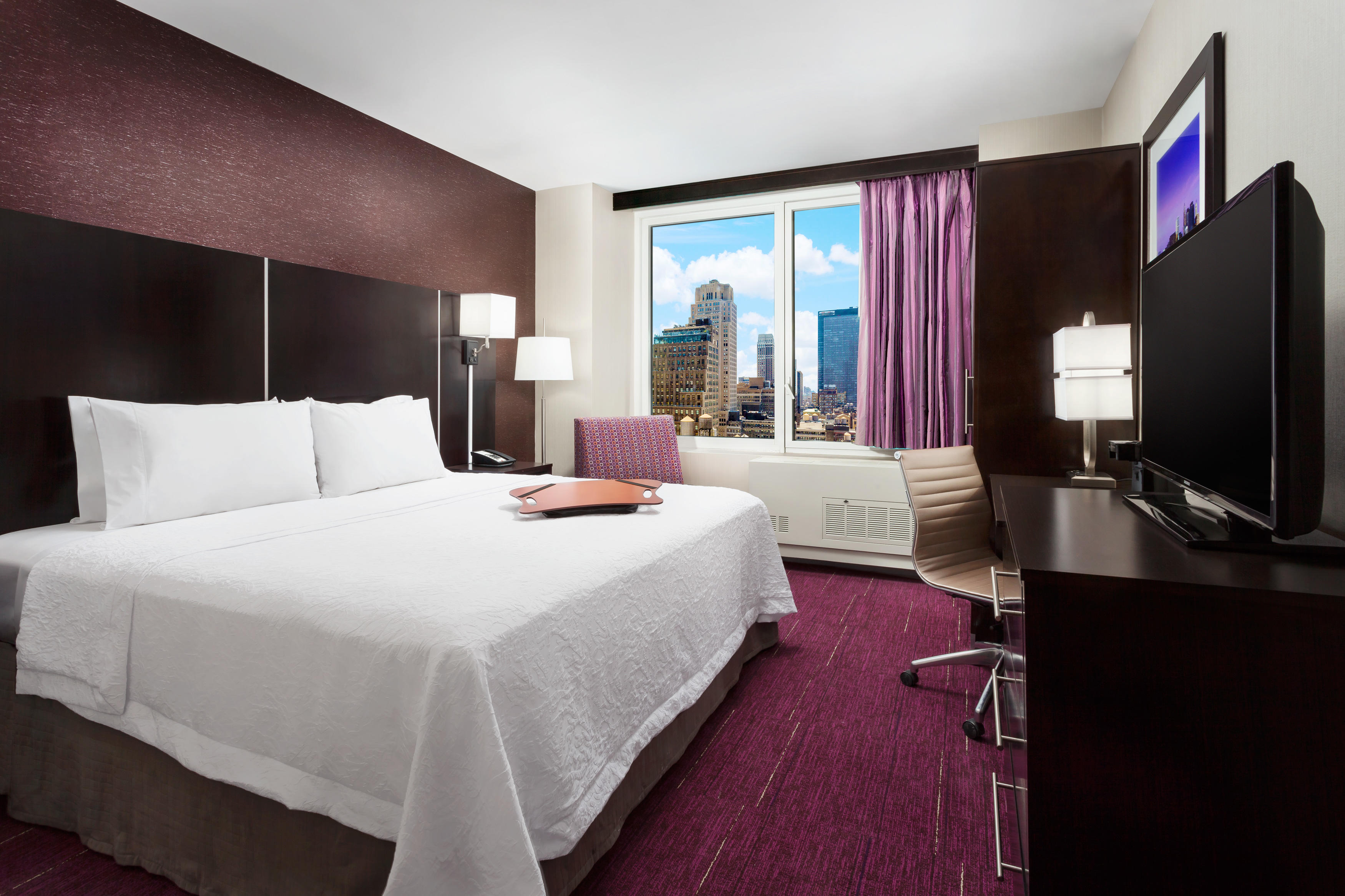 Hampton Inn Manhattan Times Square Central In New York Ny Whitepages
