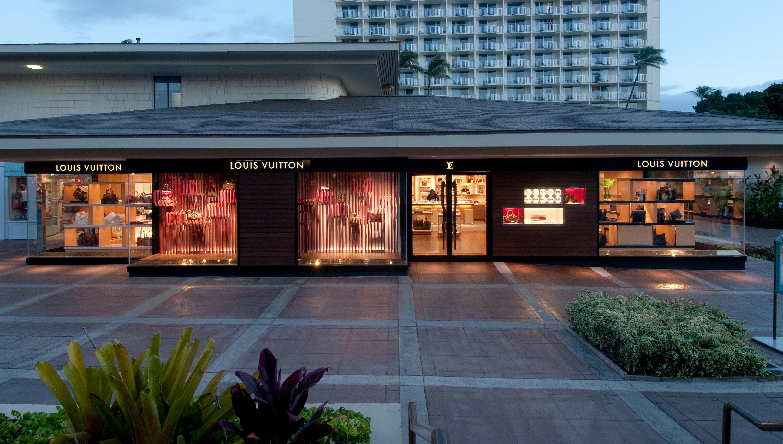 Louis Vuitton Maui Lahaina Whalers Village