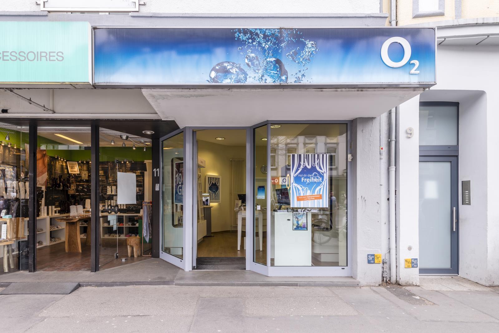 o2 Shop, Sülzburgstr. 11 in Köln