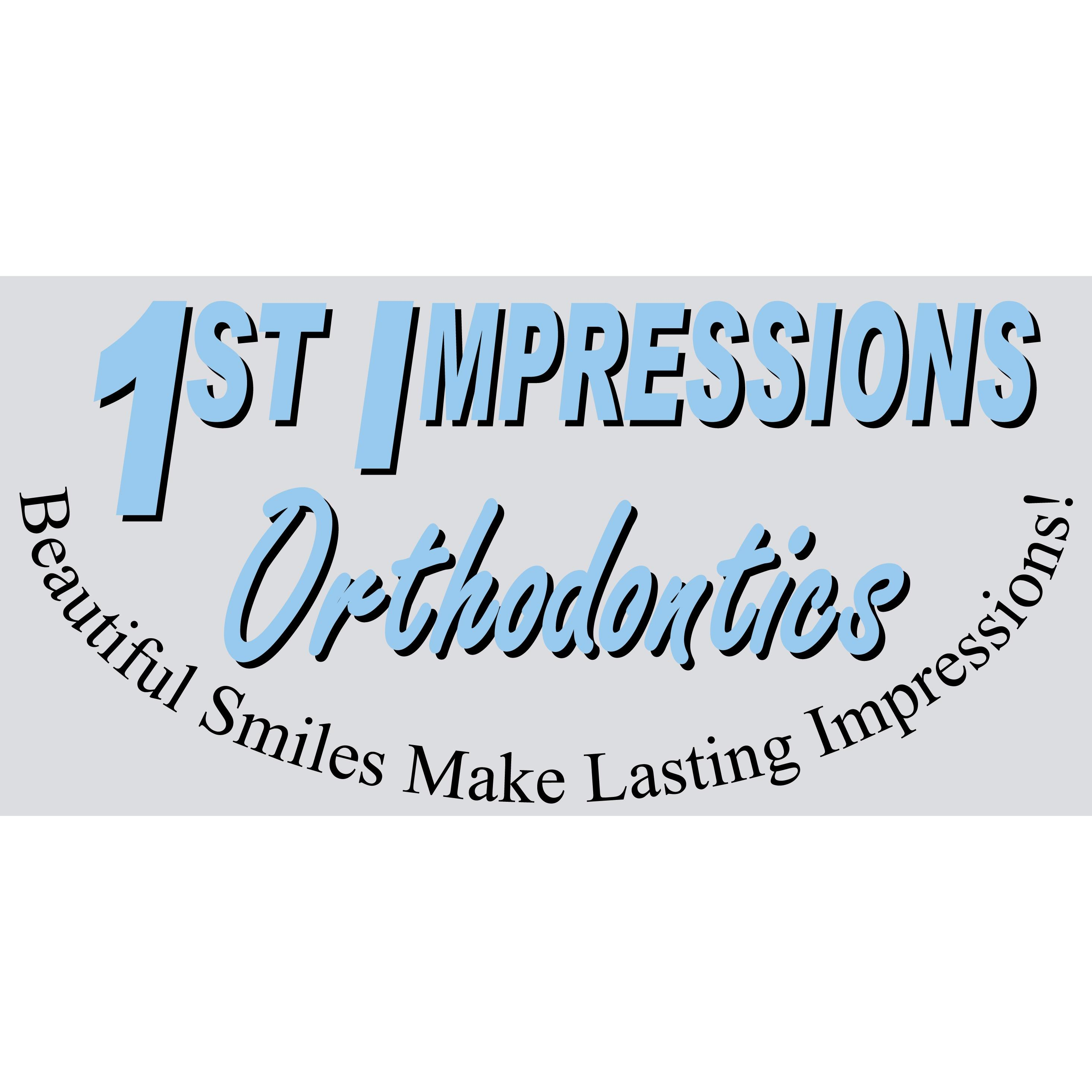 1ST IMPRESSIONS Orthodontics