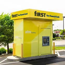 First Financial Bank - ATM image 0