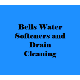 Bells Water Softeners And Drain Cleaning Logo
