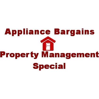 Appliance Bargains