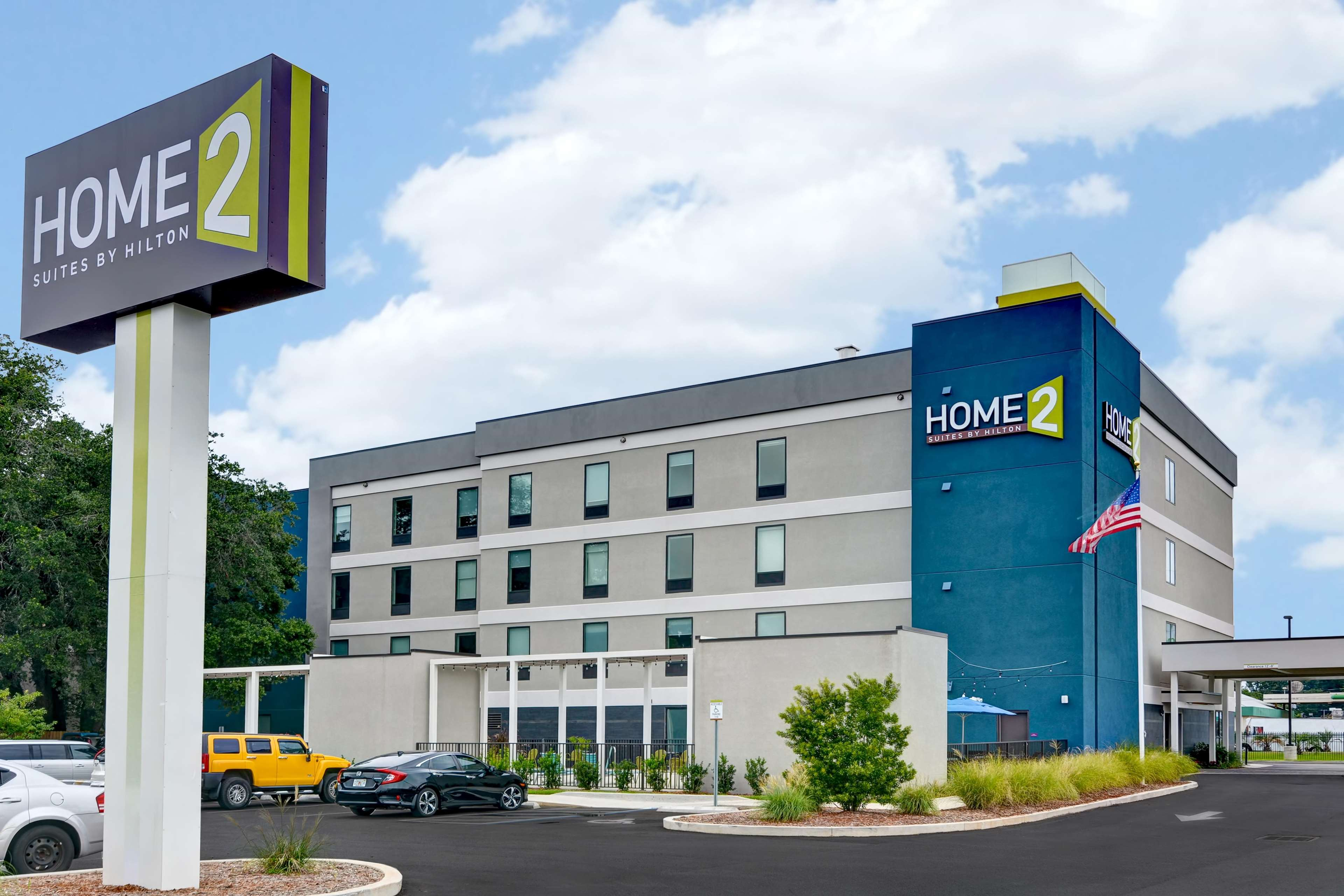 Home2 Suites by Hilton Pensacola I-10 at North Davis Hwy image 0