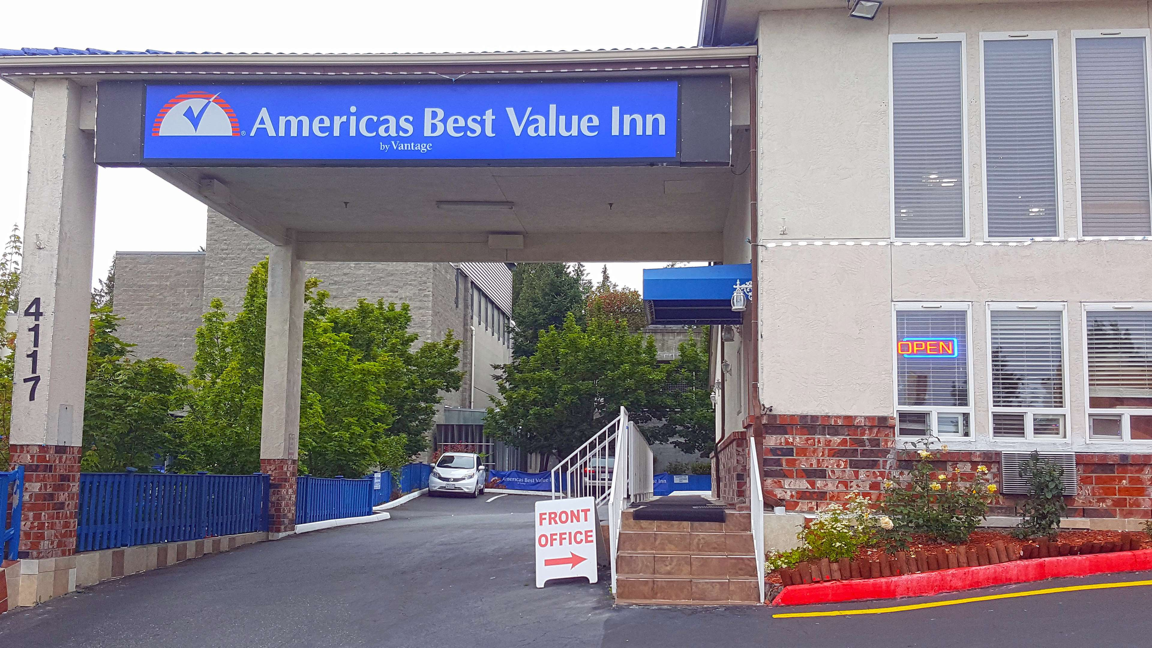 americas best value inn lynnwood seattle lynnwood