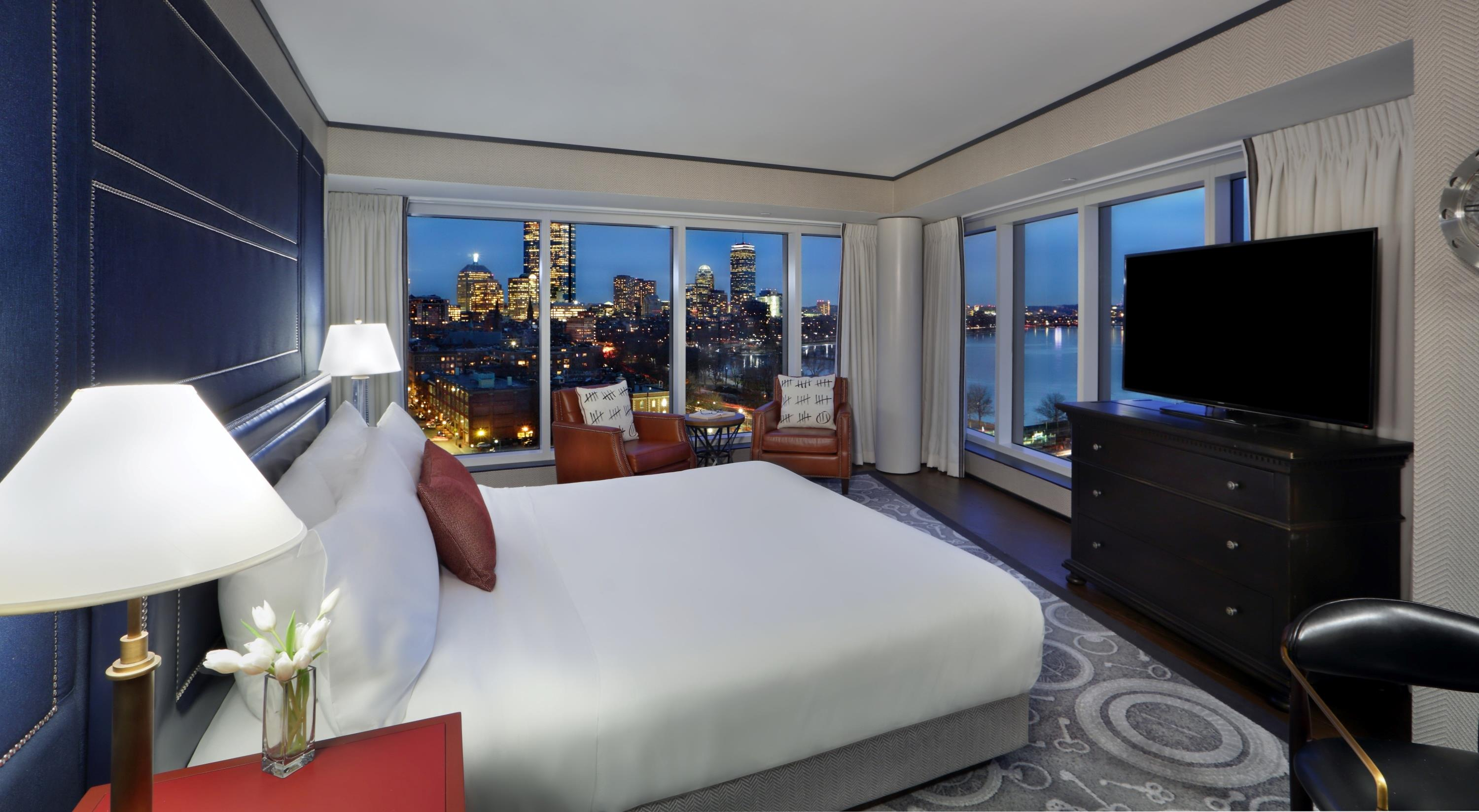 The Liberty, a Luxury Collection Hotel, Boston image 1