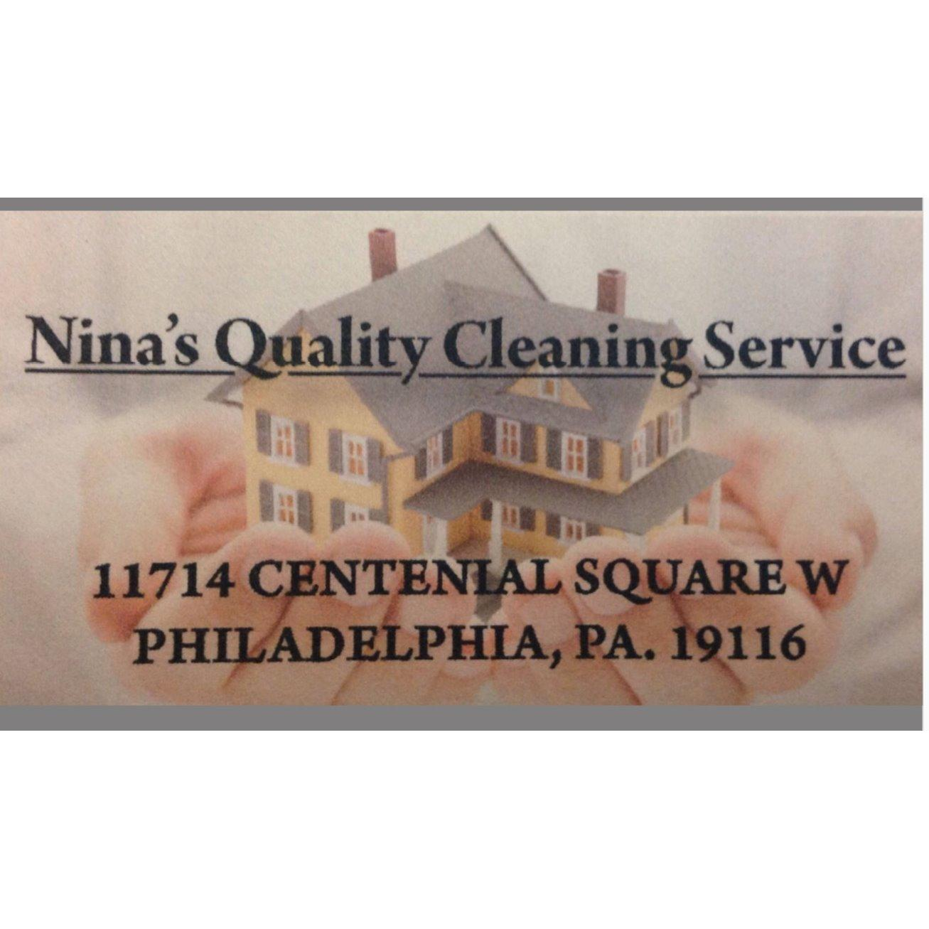 Nina's Quality Cleaning Service