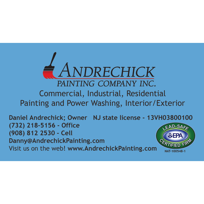 Andrechick Painting Company Inc.