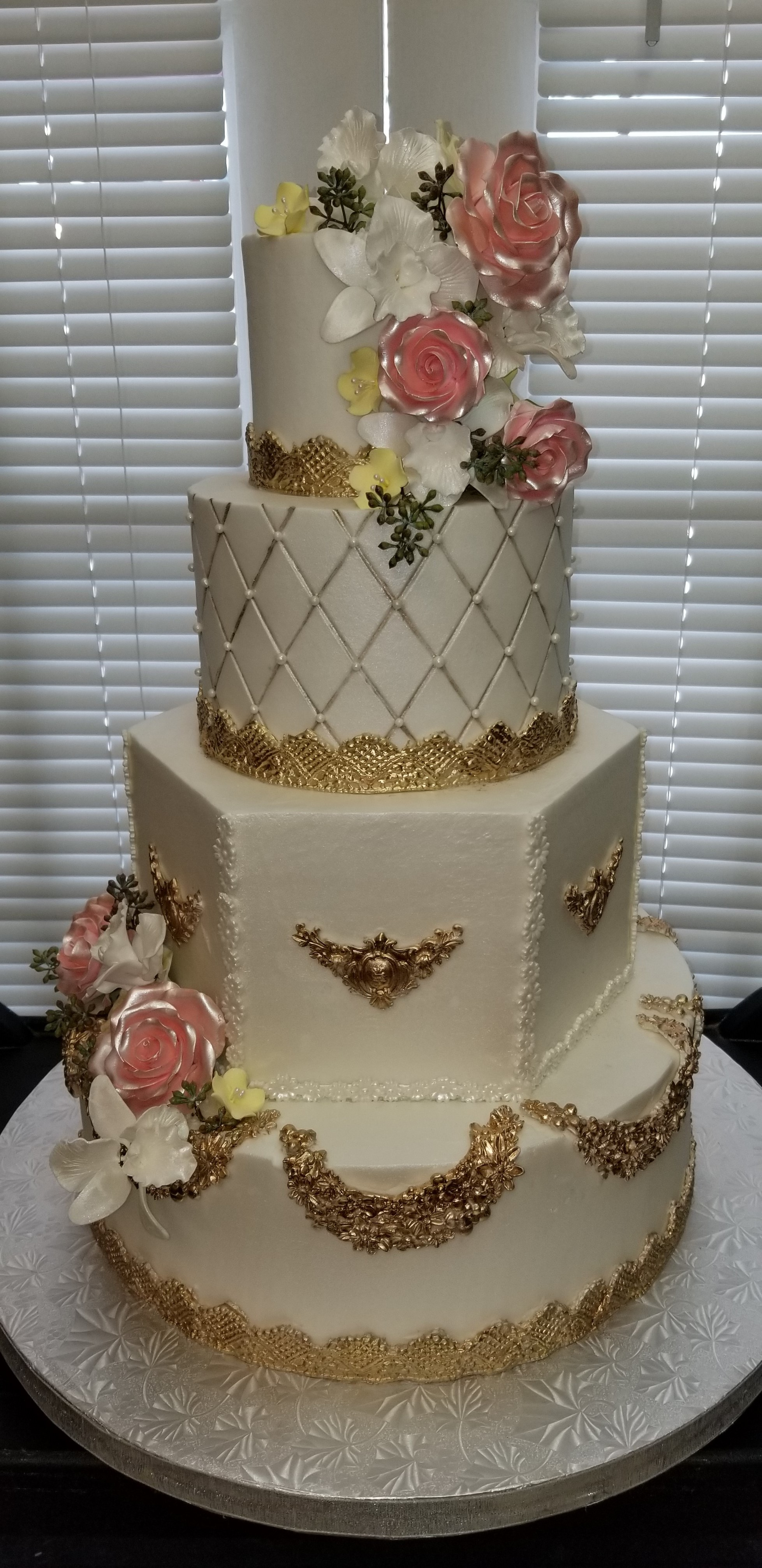 Wedding Cakes by Tammy Allen image 19