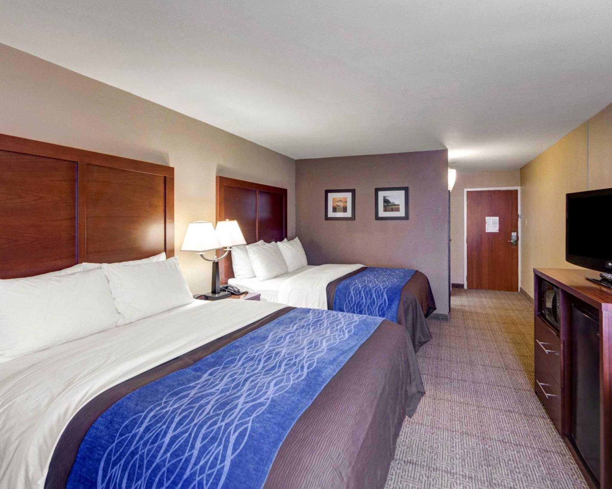 Comfort Inn & Suites Plano East image 10
