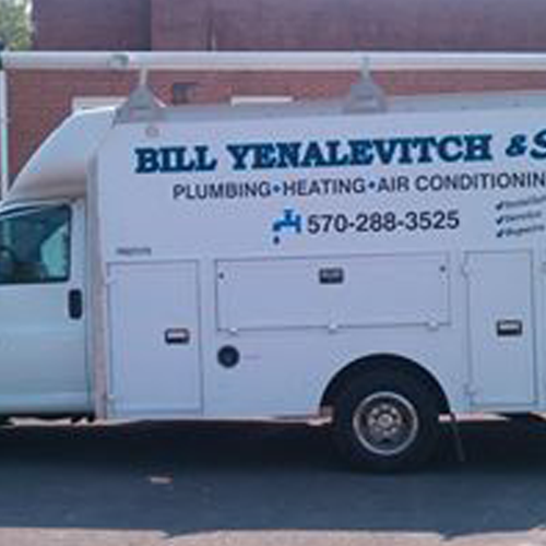 Bill Yenalevitch & Sons Plumbing, Heating & Air Conditioning