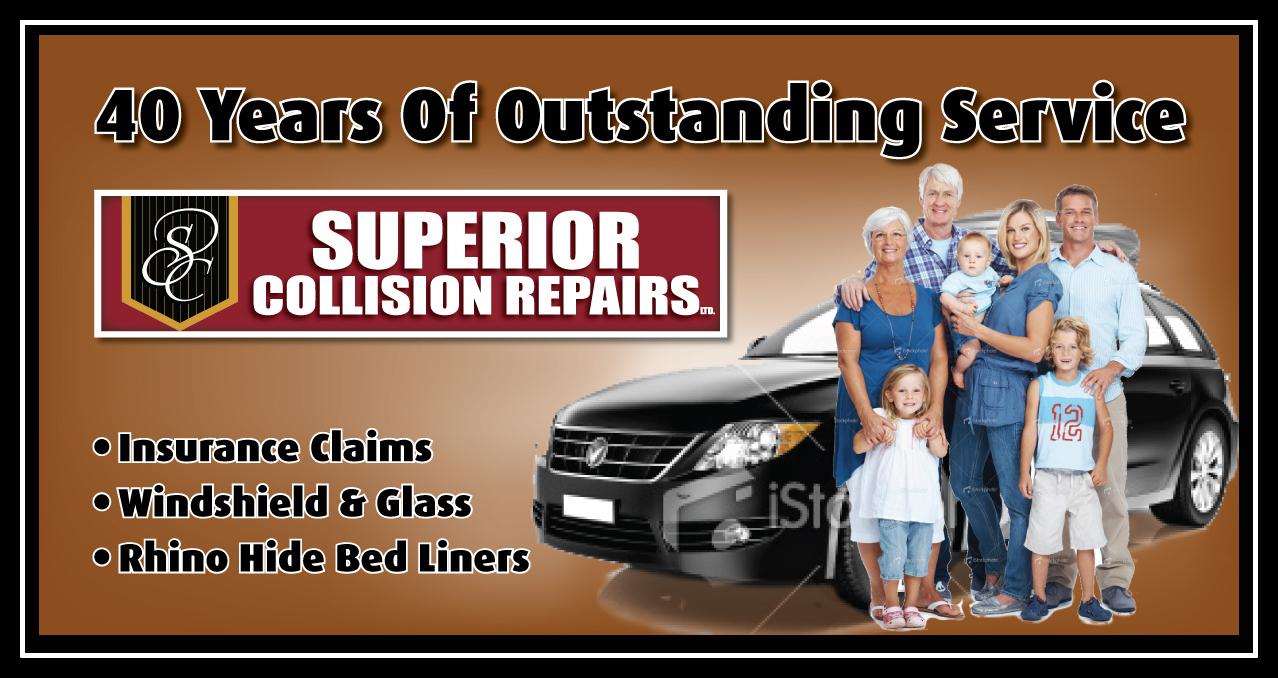 Superior Collision Repairs Ltd in Sidney
