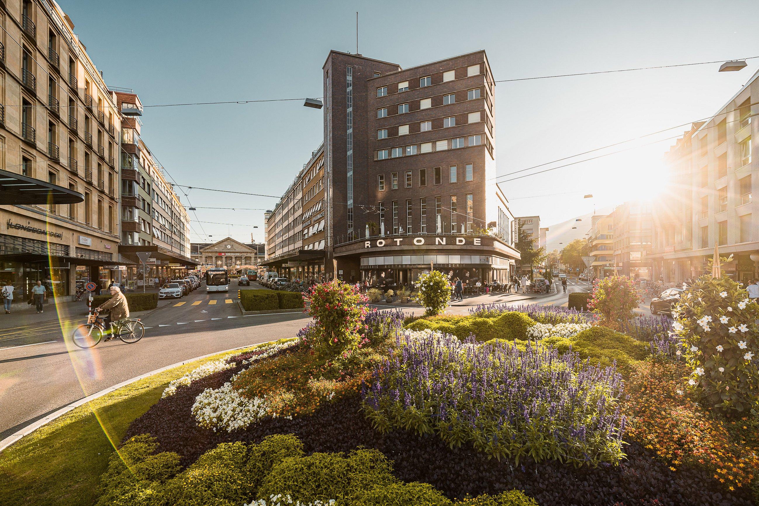 Administration municipale de la Ville de Bienne