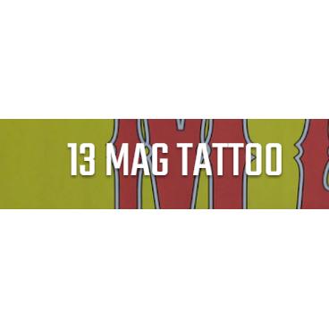 13 Mag Tattoo