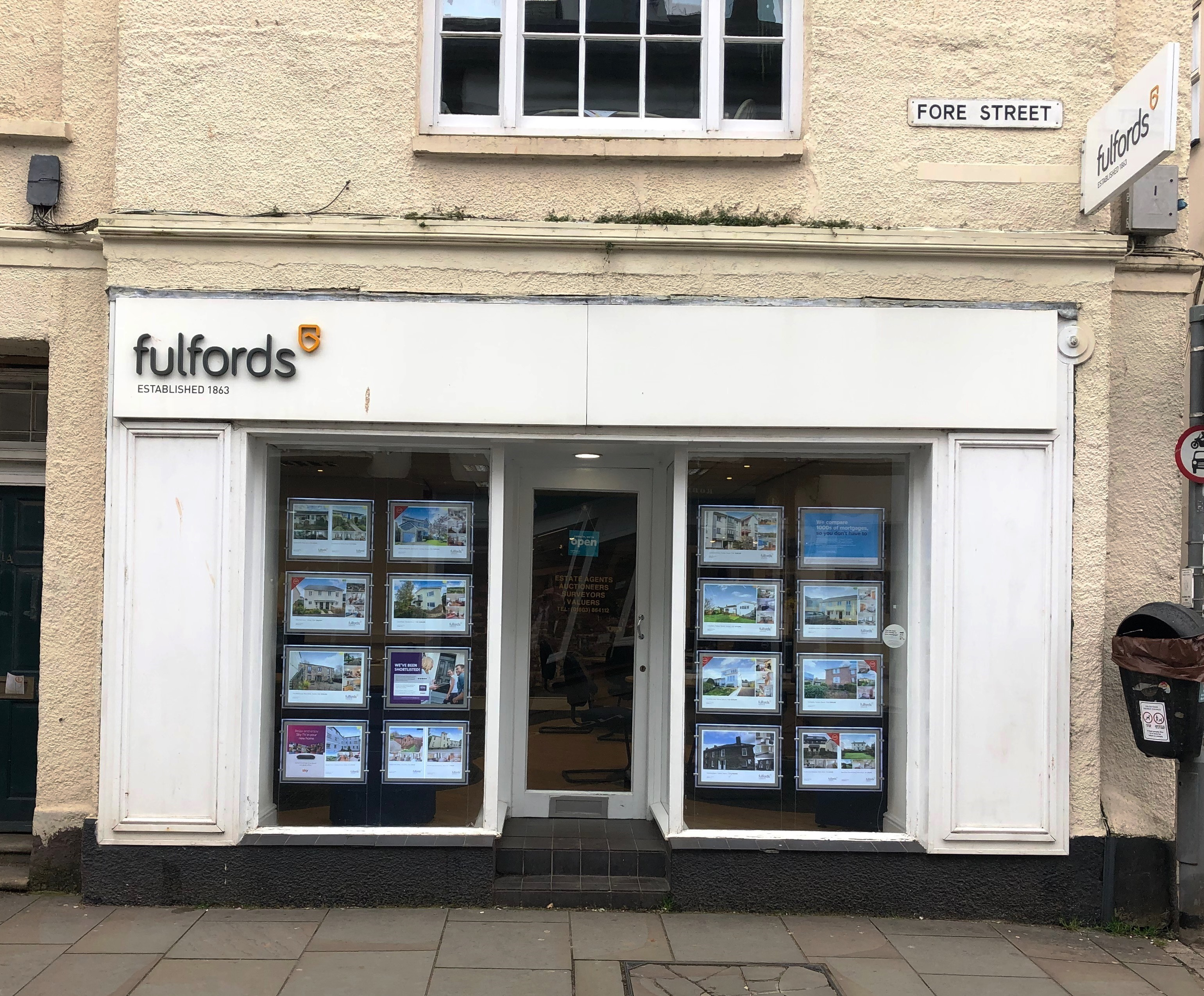 Fulfords Estate Agents Totnes