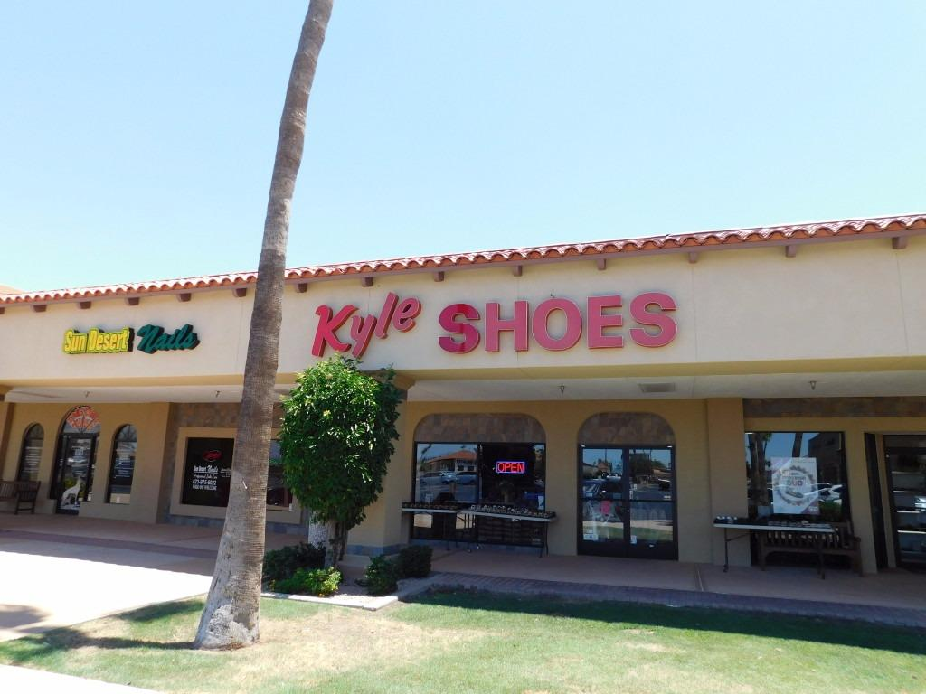 Running Shoes Places Near Me