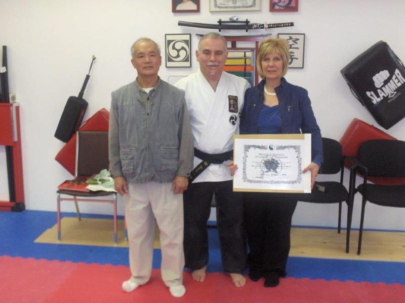 Buick's Karate Dojo