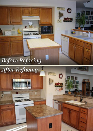 Kitchen Tune Up Colorado Springs Co Cabinets Topix