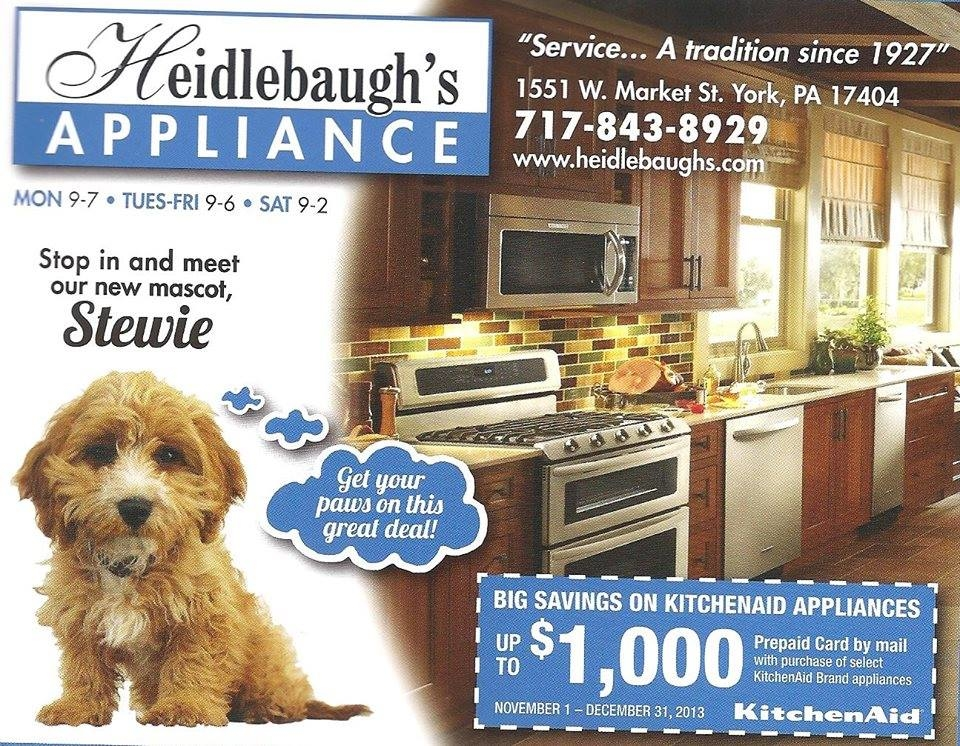 Heidlebaugh's Appliance image 3