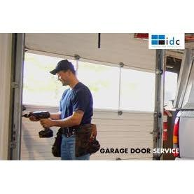 A-Bald Garage Door