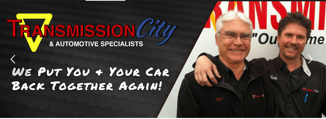 Transmission City & Automotive Specialists put your car back together and on the road