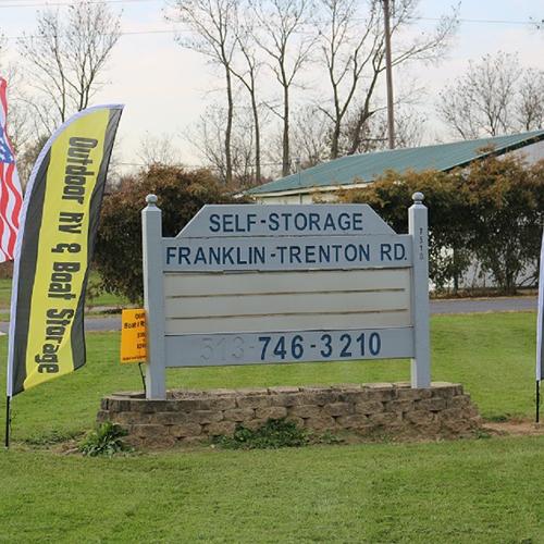 Franklin Trenton Rd Self Storage In Franklin Oh 45005