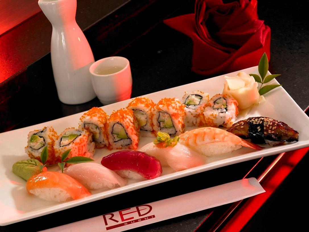 RED Sushi and Hibachi Grill image 1