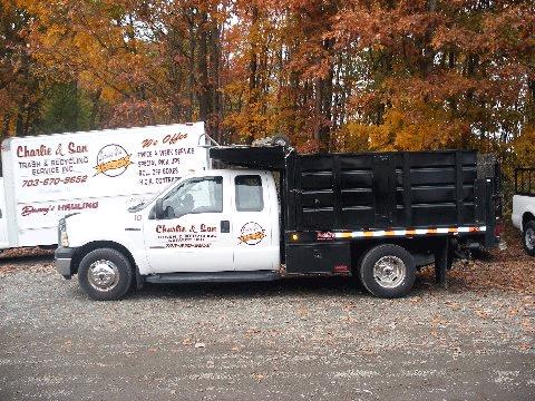 Charlie & Son Trash Service Inc image 9