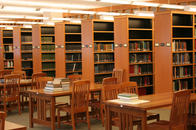Library shelving and storage