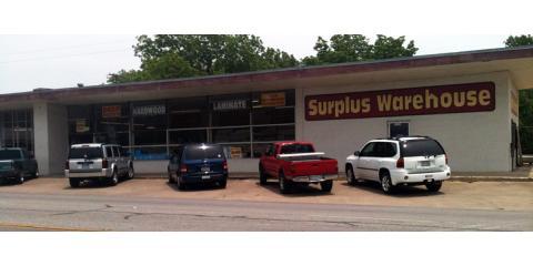 Surplus Warehouse Temple, TX
