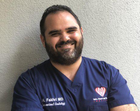 Vein, Heart, and Vascular Institute: Hesham Fakhri, MD image 0