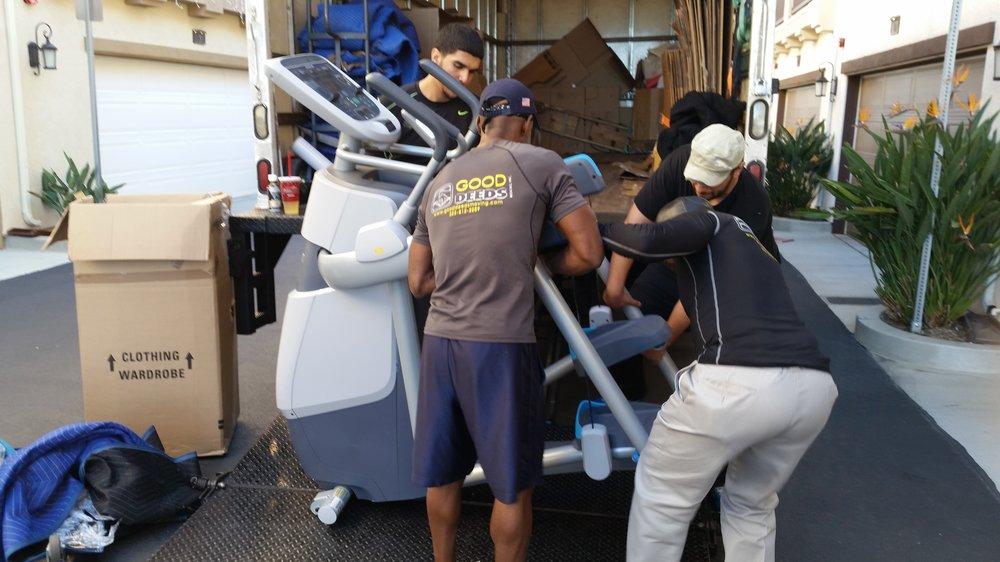 Good Deeds Moving California image 8
