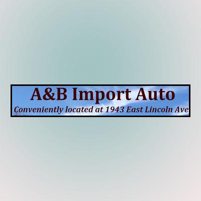 A & B Import Auto Inc