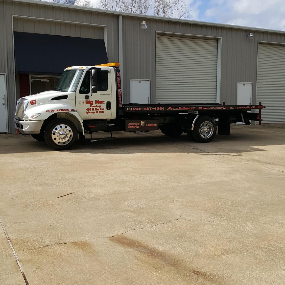 Big Mac Towing and Recovery, LLC
