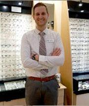 31f1215d9106 Dr. Christopher Brendel joined Handel Vision Clinic in January