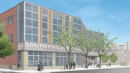 CHOP Primary Care, South Philadelphia image 0