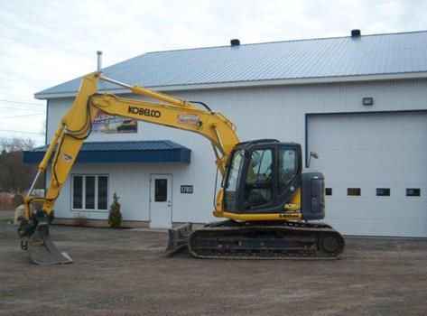 Excavation P-P Dusseault à Victoriaville