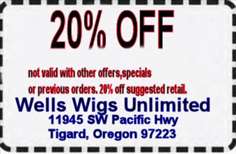 Wells Wigs Unlimited image 7