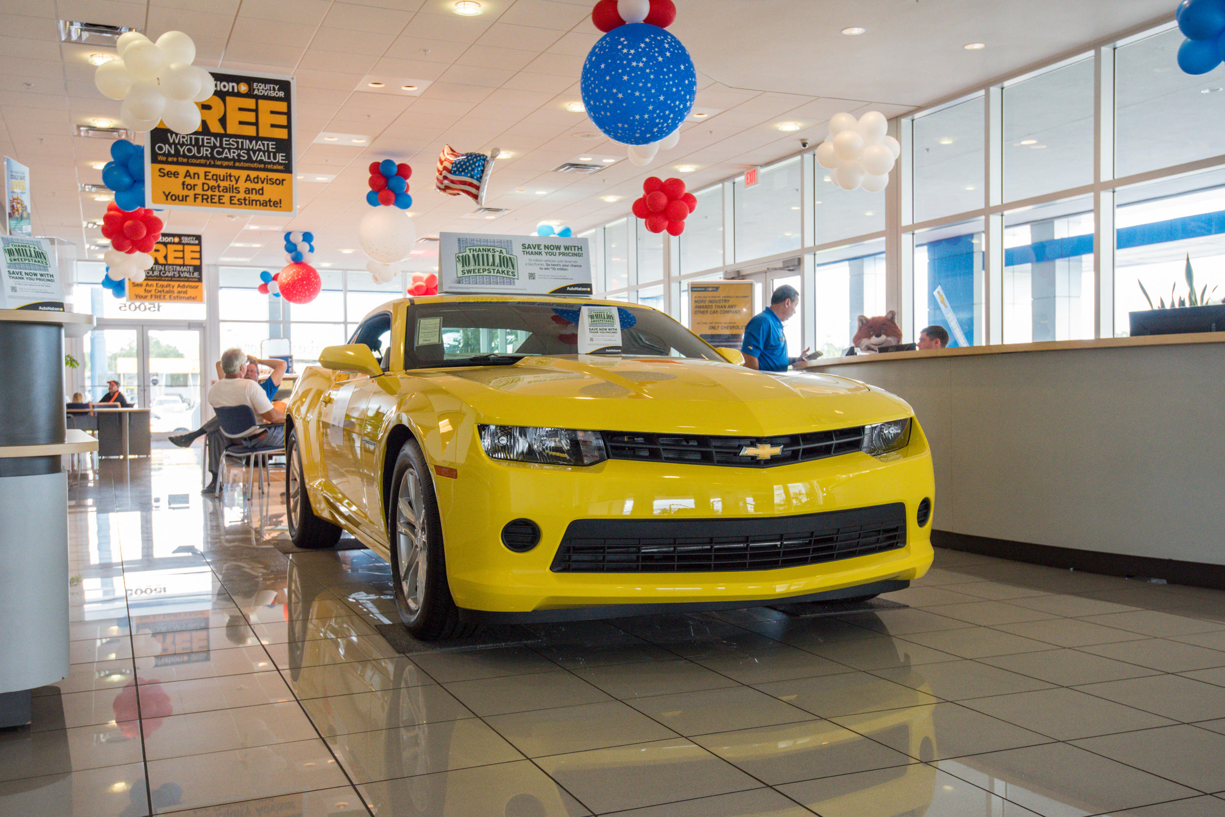 AutoNation Chevrolet South Clearwater image 0