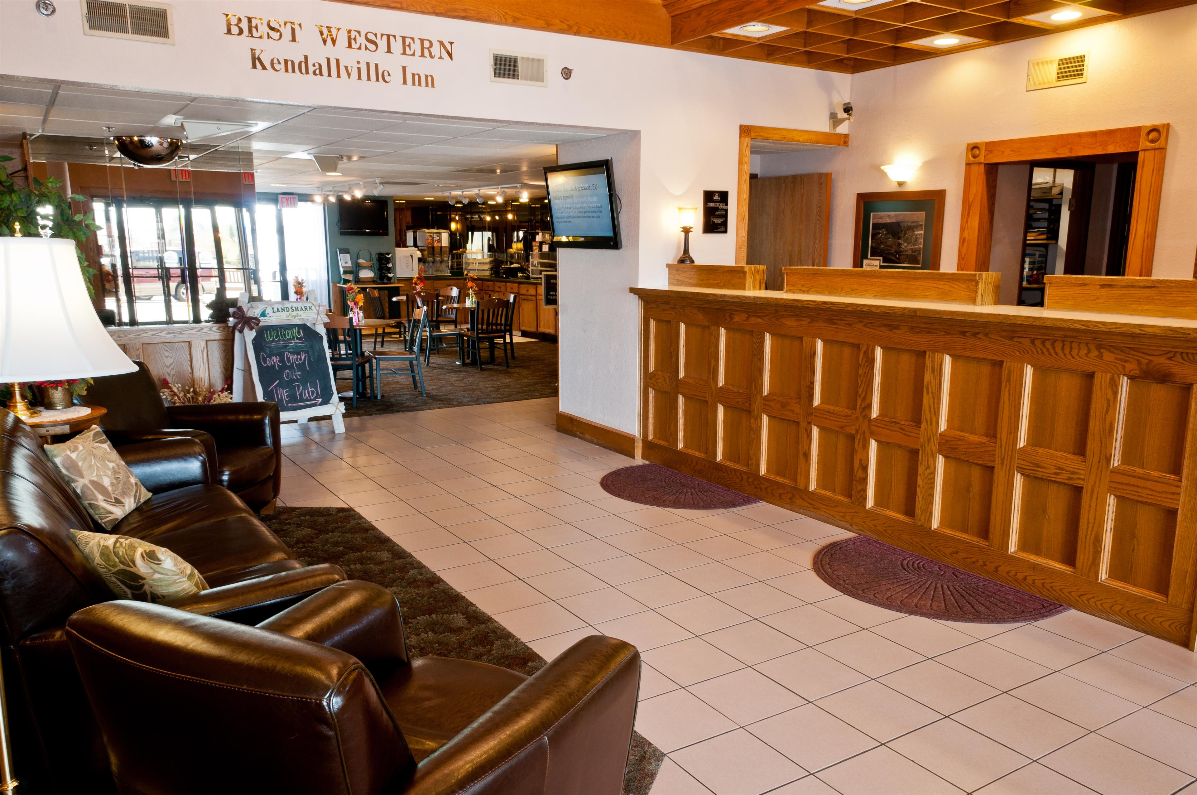 Best Western Kendallville Inn image 17