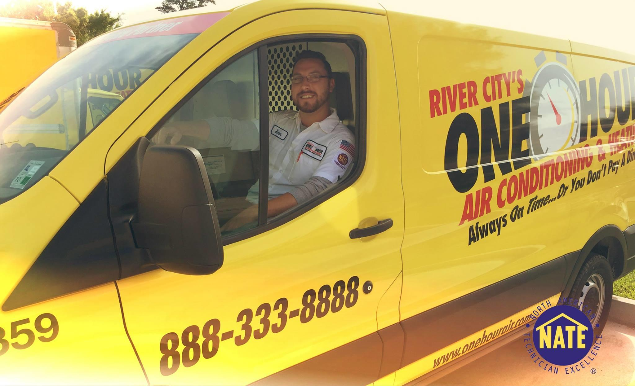 River City's One Hour Air Conditioning and Heating image 11