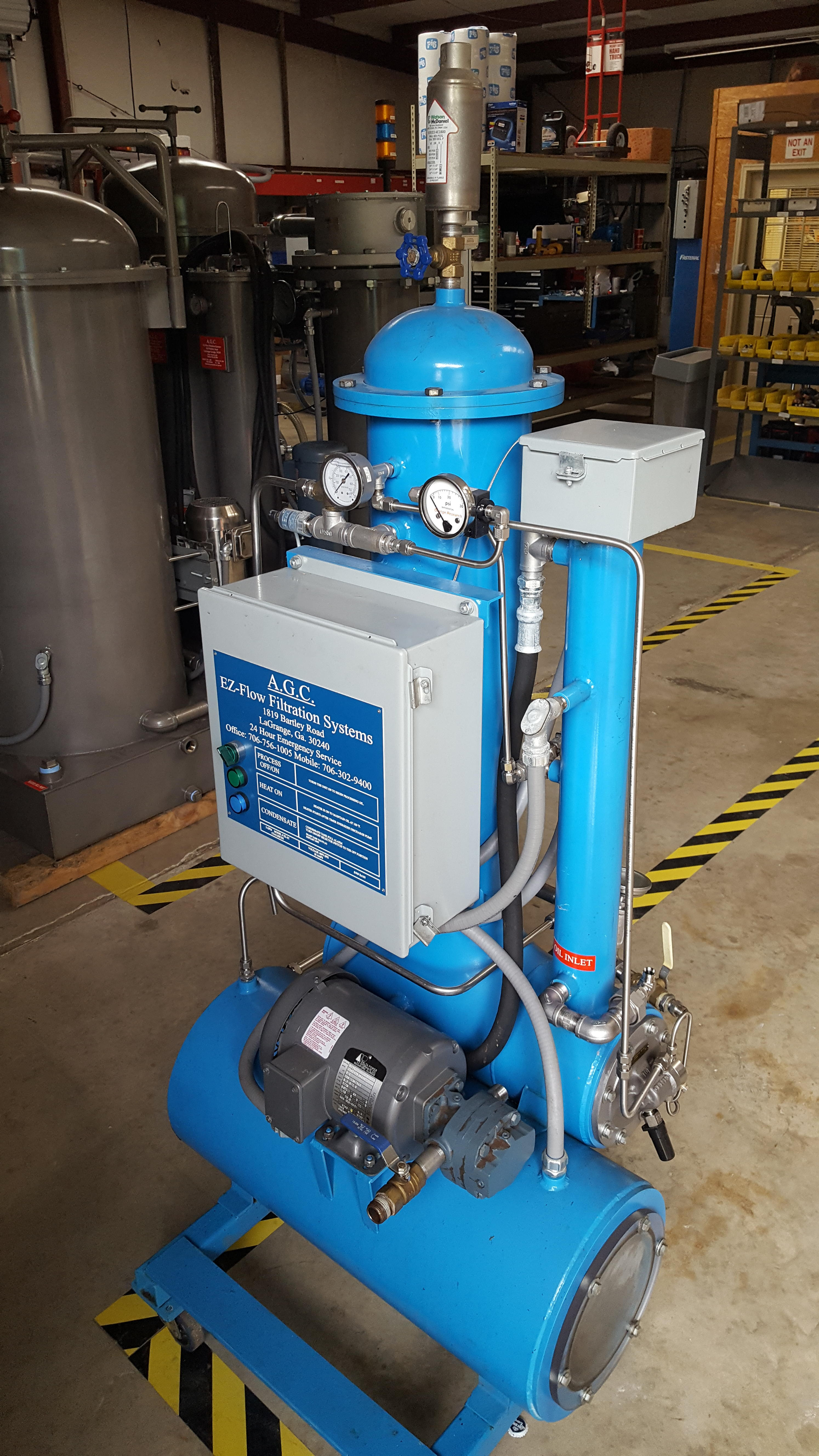 AGC Flow Filtration Systems image 3