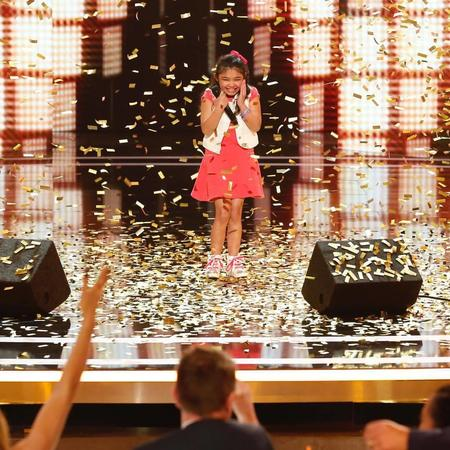 Angelica Hale getting the Golden Buzzer on America's Got Talent.  Student of Tricia Grey, SLaS studio owner, from the age of 4 to currently.