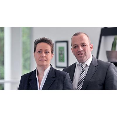 Bild der Rechtsanwälte Martina Kring und Marcus Birker