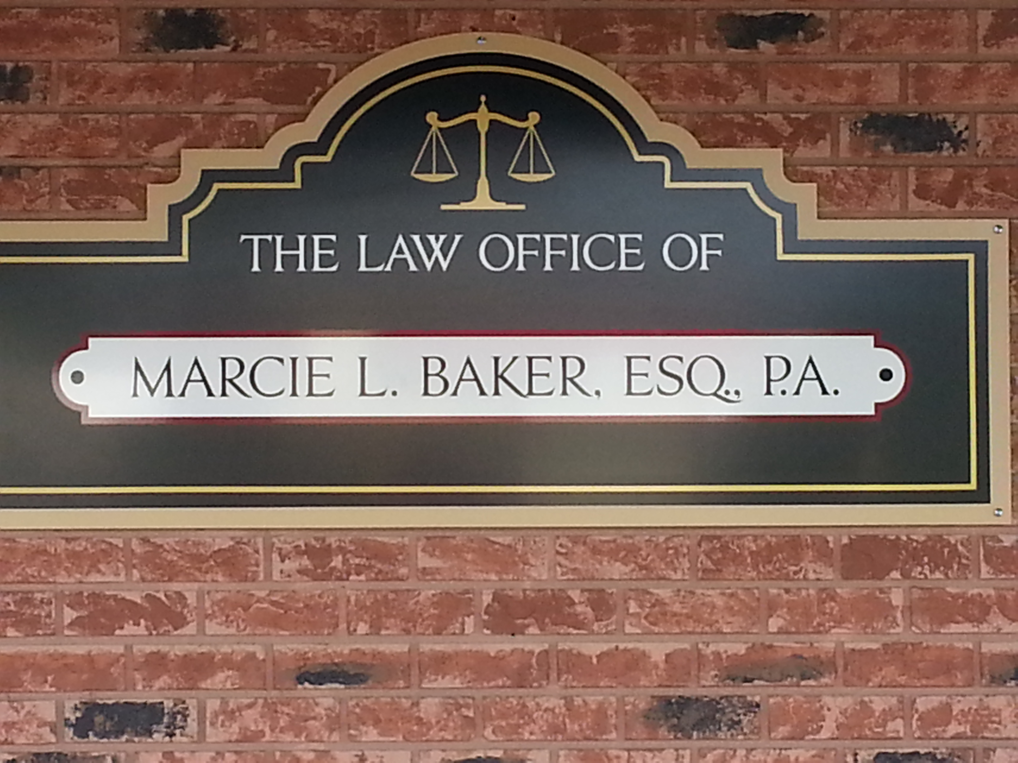 The Law Office Of Marcie L. Baker, Esq., P.A. image 1