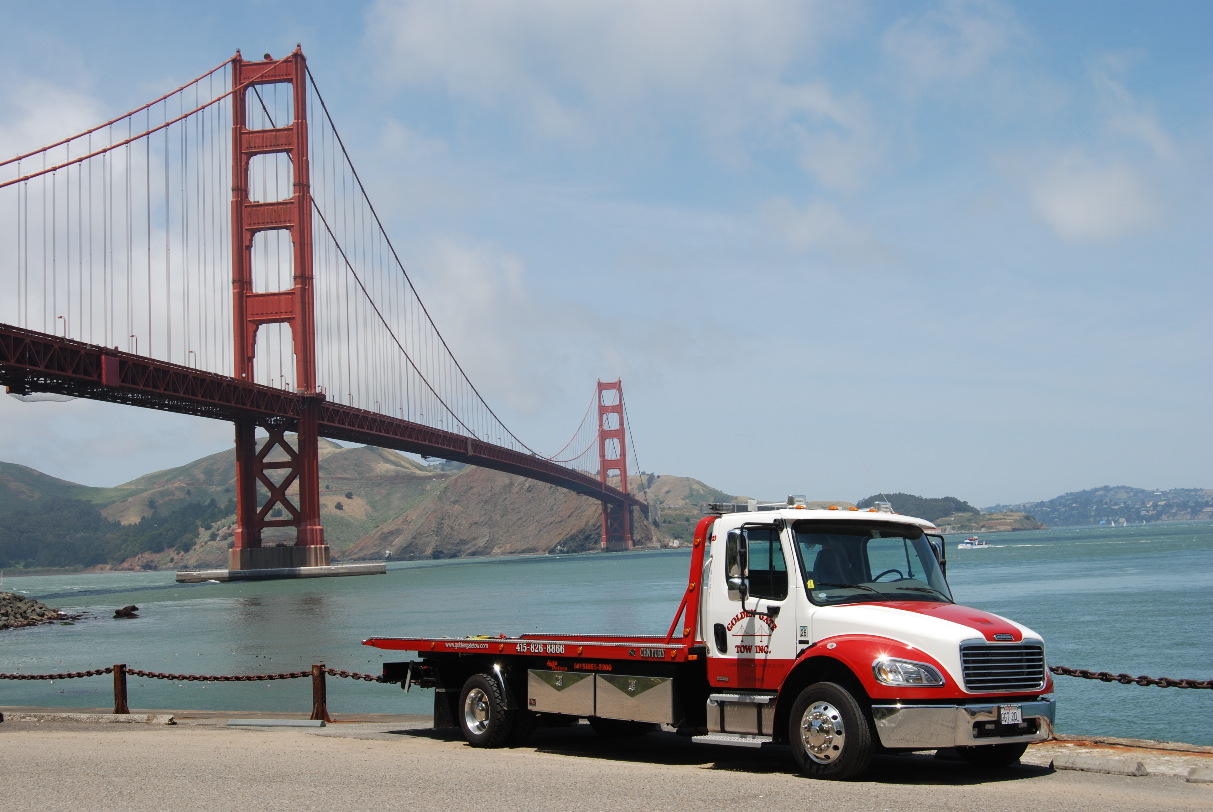 Golden Gate Tow Inc. image 27
